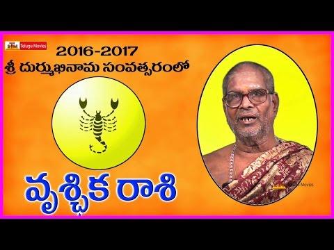 Xxx Mp4 Vruschika Rasi 2016 In Telugu Scorpio Horoscope Raasi Phalalu 2016 17 Panchangam 2016 3gp Sex