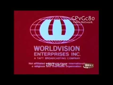 Logo History Worldvision Enterprises