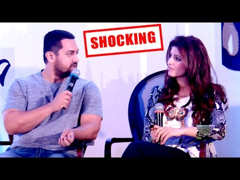 Xxx Mp4 Twinkle Khanna Makes FUN Of Aamir Khan In Public 3gp Sex