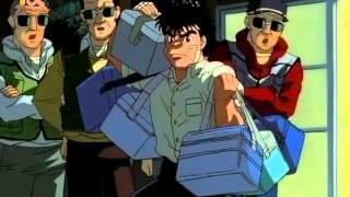 Hajime no Ippo الحلقة 1 مترجمة