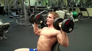 How To: Dumbbell Shoulder Press