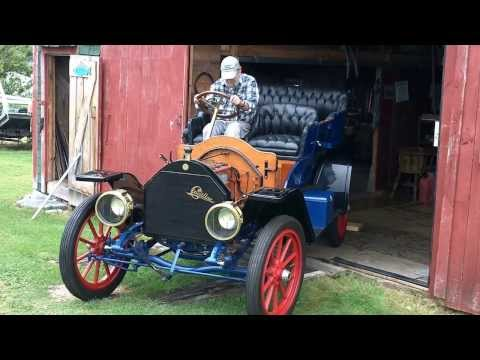 1909 Cadillac First Drive First Start in 79 Years