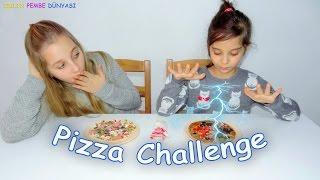 Pizza Challenge - Kendimiz Pişiriyoruz Nasılmı izleyin - Eğlenceli Çocuk Videosu - Funny Kids Videos