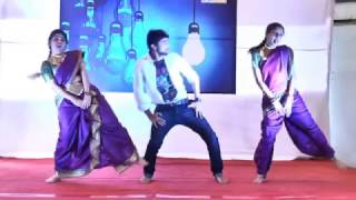 Zing Zing Zingat - Sairat, GSLAB Annual Day  Dance Performance 2016