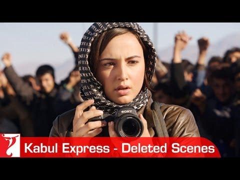 Deleted Scenes | Kabul Express | John Abraham | Arshad Warsi