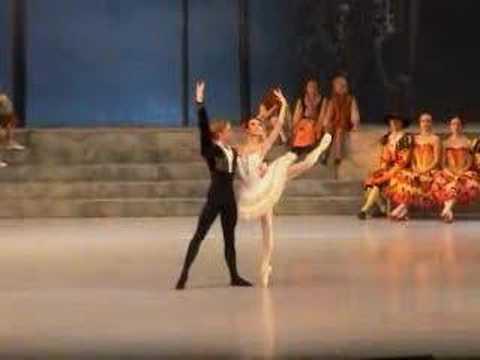 lo mejor del Ballet Clasico Daniil