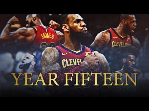 LeBron James 2018 Season Movie Year Fifteen Cleveland Cavalier Highlights ᴴᴰ