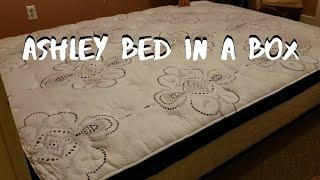 Ashley Chime Mattress | 12 Inch Hybrid Innerspring | Bed in a Box | Memory Foam Innerspring