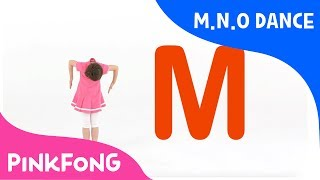 M.N.O Dance | ABC Dance | Pinkfong Songs for Children
