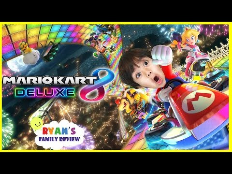 Xxx Mp4 Ryan And Daddy Game Night Let S Play Mario Kart 8 Deluxe With Ryan S Family Review 3gp Sex