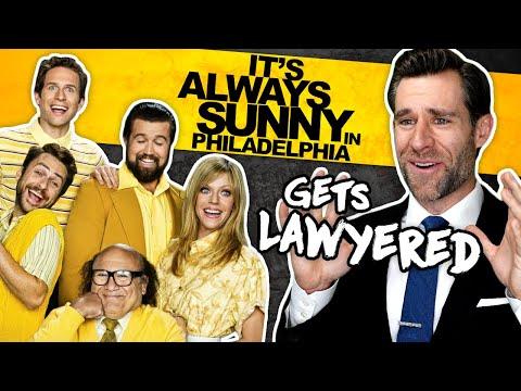 Xxx Mp4 Real Lawyer Reacts To It's Always Sunny In Philadelphia McPoyle V Ponderosa Bird Law 3gp Sex