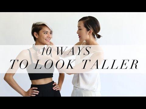 10 Ways To Look Taller