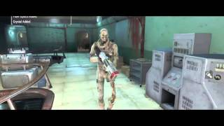Fallout 4 Marked Location: Abandoned Shack/Federal Surveillance Center K-21B