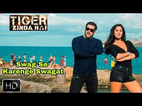 Xxx Mp4 Swag Se Karenge Swagat Song Look Salman Khan Katrina Kaif Ali Abbas Zafar Tiger Zinda Hai 3gp Sex
