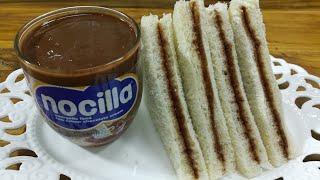 Nocilla Recipe/Nutella Recipe/নসিলা রেসিপি/নিউটেলা রেসিপি