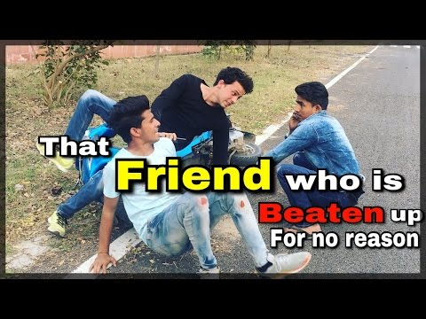 Xxx Mp4 That Friend Who Is Beaten Up For No Reason Round2Hell R2H 3gp Sex