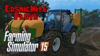 Let's Play Farming Simulator 15 | Coldborough Park Farm | 10 | NPK The Meadow