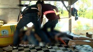Polisi Berhasil Meringkus Kawanan Perampok - 86