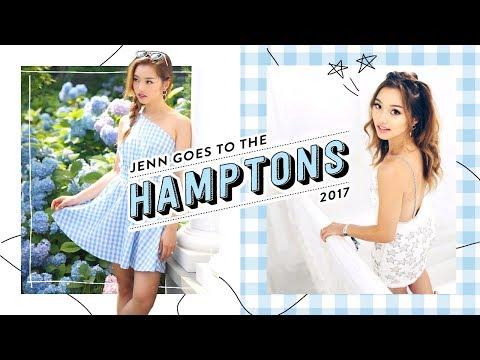 Jenn Goes To The Hamptons 2017