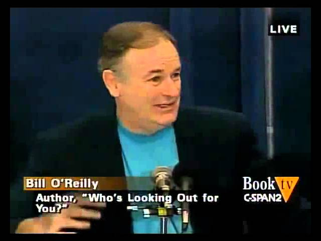 Bill O'Reilly clashes with Al Franken 2/2