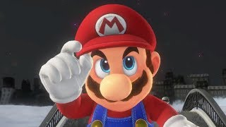 Super Mario Odyssey | E3 gameplay & trailer (2017)
