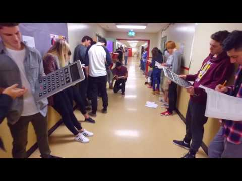 Xxx Mp4 High School Mannequin Challenge 1500 Students Maple Ridge Secondary School 3gp Sex