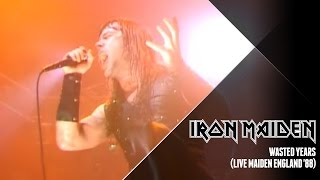 Iron Maiden - Wasted Years (Live Maiden England '88)