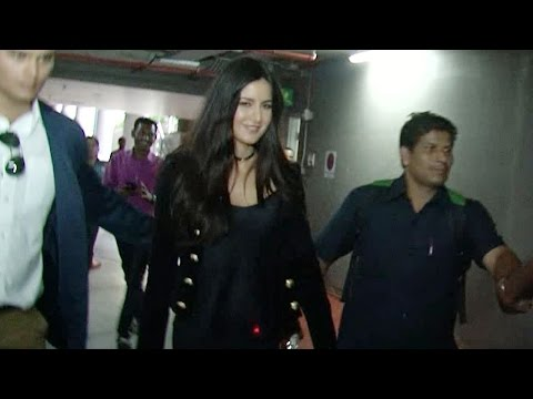 Xxx Mp4 Katrina Kaif Looks Smoking Hot When Clicked At Airport VIDEO 3gp Sex