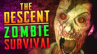THE DESCENT: ZOMBIE SURVIVAL (Call of Duty Zombies)