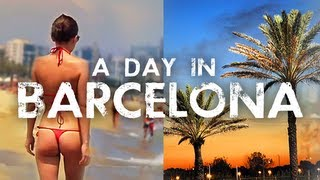 A Day in Barcelona (Short Film)