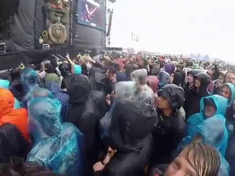 Nightwish - Storytime Live @Download festival 2016 w/ GoPro