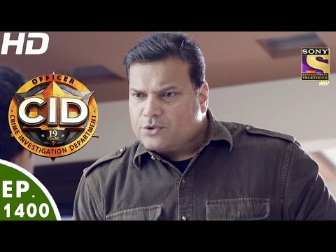 CID - Kaanch Ke Paar -  Episode 1400 - 8th January, 2017