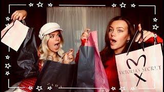 NEW YORK HAUL MED TILDE - Victoria Secret, Sephora, Zara osv│ LOUISE JORGE