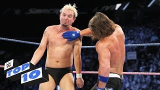 Top 10 SmackDown LIVE moments: WWE Top 10, Oct. 18, 2016