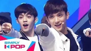 Simply K-Pop _ SEVENTEEN(세븐틴) _ Pretty U(예쁘다) _ Ep.213 _ 050616