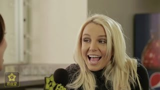 Britney Spears - Fanstang China Interview