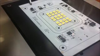SMD LEDs hand assembly and soldering