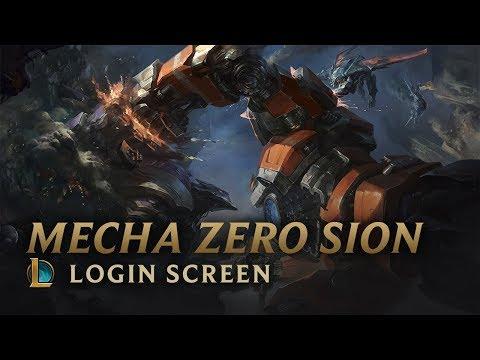 Xxx Mp4 Mecha Zero Sion Login Screen League Of Legends 3gp Sex