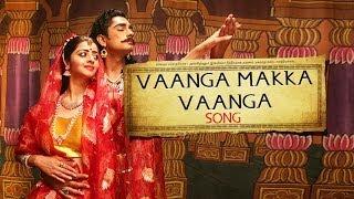 Kaaviyathalaivan - Making of Vaanga Makka Vaanga | A.R. Rahman | Vaalee
