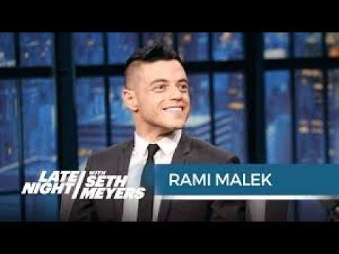 Xxx Mp4 Rami Malek Speaking Arabic Is Adorable😂 رامي مالك أفضل ممثل في هوليوود بيتكلم عربي 3gp Sex