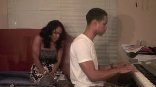 Monica Love All Over Me - April Lane and Tim Lane duet