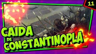 CONSTANTINOPLA , la caída bizantina 1453 - Curiosidades e Historia  🌍👤