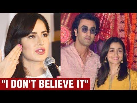 Xxx Mp4 Katrina Kaif Breaks Silence On Ex Ranbir Kapoor Alia Bhatt DATING Ranbir Alia Relationship 3gp Sex