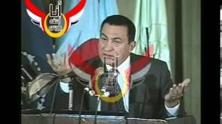 مبارك يرد على سد النهضة في موقف مشابه اللي هيقرب من السد العالي هضربه