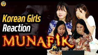 Korean girls watched Munafik..!