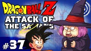 Dragon Ball Z Attack of the Saiyans Part 37 | TFS Plays