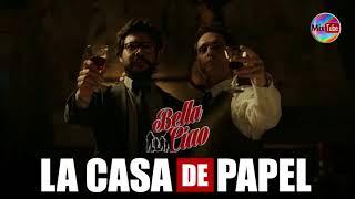 البروفيسور - The Professor LA CASA DE PAPEL - Bella Ciao لا كاسا دي بابيل - بيلا شاو