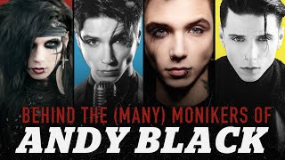 ANDY BLACK explains his many nicknames