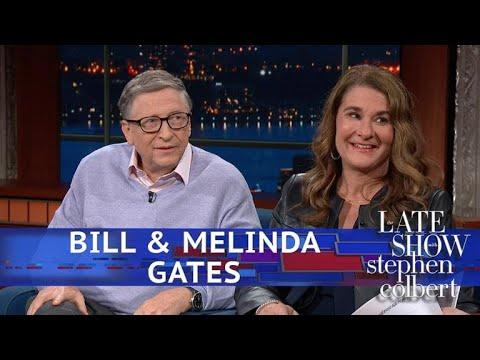 Xxx Mp4 Bill Melinda Gates Talk Taxing The Wealthy 3gp Sex