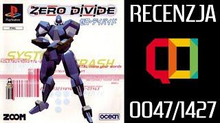 Zero Divide [PS1/PSX] Recenzja - Historia Gier PlayStation (odc. 70)